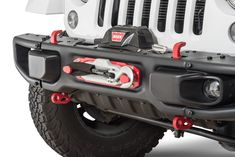 Winch Mounting Plates for Jeep Wrangler JK with Mopar Anniversary Rubicon & Hard Rock Edition Bumpers Jeep Wrangler Price, Jeep Wrangler Rubicon, Jeep Wrangler Unlimited, Jeep Winch, Winch Mounting Plate, Jeep Shop, Car Accessories For Guys, Offroad Accessories, Jeep Mods