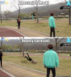 Hosae Jackson is a back~