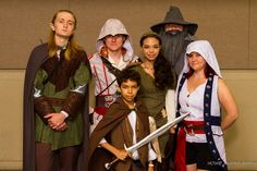 MegaCon 2015 Cosplay - LORD OF THE RINGS & ASSASSINS CREED | Flickr - Photo Sharing!