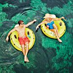 Tubing Wakulla Springs, FL!  I would love to see these natural springs!