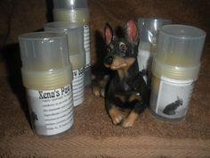 Xena's Paw Balm by 5chancesstore on Etsy, $4.79