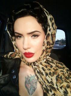 Pin Up Makeup ideas - Darling Stuff