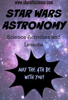 Share it! Science News : May the 4th Be With You: Star Wars Astronomy