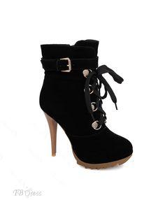 af00d2cf8e84 Black Velvet Closed Toe Paillette Stiletto Heel Women s Ankle Boots