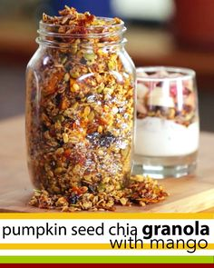 Once you learn how easy it is to make your own granola, you'll never buy it again. True story!