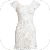 Crochet Dress by BearTech Bilisim