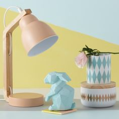 Mint Geo Rabbit Small - Me and My Trend