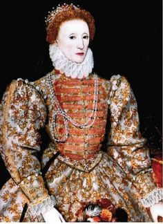 Queen Elizabeth 1-never married or had children. She was known as the Virgin Queen.