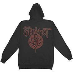 Slipknot Men's Standing Group Hooded Sweatshirt Black - http://bandshirts.org/product/slipknot-mens-standing-group-hooded-sweatshirt-black/