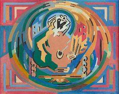 Albert Gleizes, Le ciel et la terre, 1938