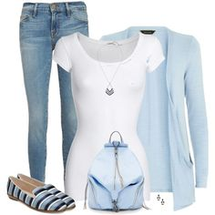 A fashion look from March 2015 featuring American Vintage t-shirts, Frame Denim jeans and Aerosoles flats. Browse and shop related looks.