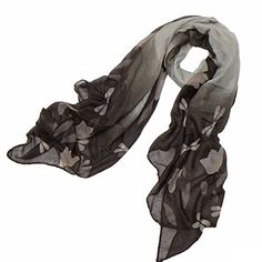 What to do if Your Neck is Always Cold - Freezing Cold People Always Cold, Animal Print Scarf, Freezing Cold, Black And Grey, Gray, Soft Light, Shawl, Amazon, People