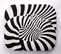 View Zebra Rosenthal By Victor Vasarely; Access more artwork lots and estimated & realized auction prices on MutualArt. Victor Vasarely, Art Abstrait, Op Art, Contemporary Art, Modern Art, Figurative Art, Art Lessons, Artwork, Hungary