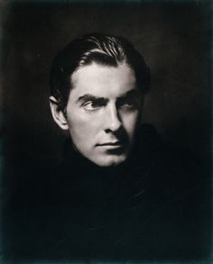Tyrone Power [1936 portrait by Alfred Cheney Johnston]