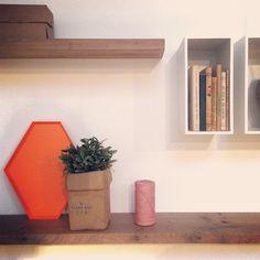 Wandplanken op maat, te bestellen bij Houtmerk.nl. Leuk om accessoires, boeken of planken en bloemen op te zetten. www.houtmerk/Wandplank-Eiken-blind-onzichtbaar-bevestiging-massief-hout