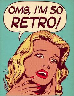 #retro seems to be more #modern than retro ya know?