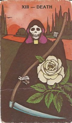 Based on the structure of the Rider-Waite Tarot, this uniquely expressive deck features magical imagery presented in deep, saturated colors. The borderless deck allows the details of tarot … Morgan Greer Tarot, Tarot Death, Zine, Art Carte, Rider Waite Tarot, Tarot Major Arcana, Tarot Card Meanings, Mystique, Grim Reaper