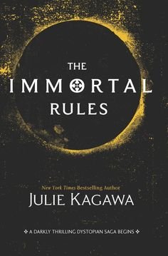 In The Immortal Rules, set in a world where vampires are in control and humans are their slaves, Allison Sekemoto refuses to give up — until one night when she is forced to choose between dying or becoming a vampire. Now, she's on the run and must pass as a human to stay with a group of pilgrims, looking for a legend that Allison can hardly believe.