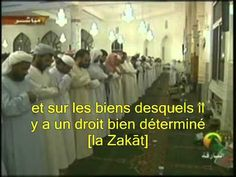 Coran (salah bukhatir) Paroles à Méditez ! ! - YouTube