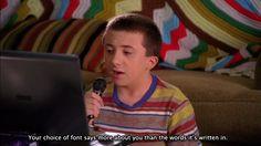 Brick Heck (Atticus Shaffer) nell'episodio (The Table) di