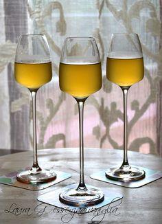 Liquore di albicocche e vaniglia
