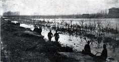Militari sul Piave a Caposile (VE)