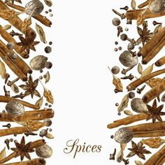 Spices on Behance