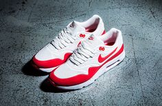 Nike Air Max 1 Ultra Moire: Red/White