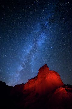 """#CaprockCanyons October Sky"" by Stephen Stookey #LookTowardstheSky #CanyonArt"