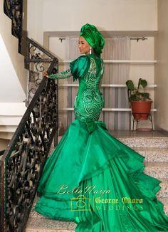 Aisha-Mustapha-Nigerian-Muslim-Wedding-George-Okoro-Photography-BellaNaija-0George-Okoro-80.jpg (601×832) African Fashion, Kenyanfashion Burundifashion, ...