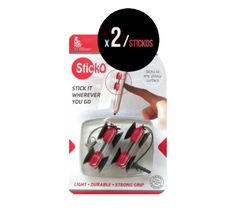 The Sticko is the smallest and lightest universal support for mobile phones, tablets, ipods, GPS, Go Pro