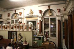 #Farmacie storiche: #Farmacia Pitti #Firenze