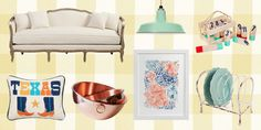 From furniture to fabric, here are the only home decor sites you'll ever need to visit.