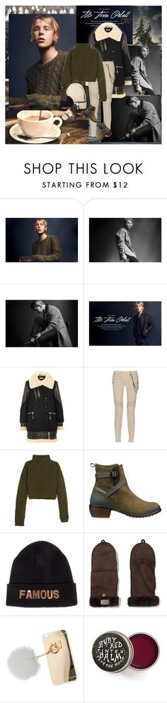 """I keep waking at night in the freezing cold staring at the shadows coming up the walls..."" by thisiswhoireallyam7 ❤ liked on Polyvore featuring Altuzarra, Pierre Balmain, Vivienne Westwood Anglomania, Keen Footwear, ASOS, Australia Luxe Collective, Miss Selfridge, Winter, cozy and tomodell"