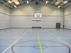 Testimonial: Gresham's School, Norfolk - Gerflor Taraflex Sport M Vinyl Flooring