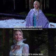 """Elsa and Snow Queen - 4 * 5 """"Breaking Glass"""""""