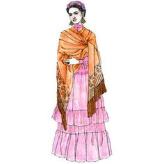 clothes frida kahlo wore - Google Search