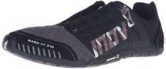 Inov-8 Bare-XF™ 210 Unisex Cross-Training Shoe, Black/Grey/White, 10 M US