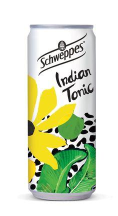 Schweppes I Nicolas Baral Clear Fruit, Beverages, Drinks, Juice Bottles, Food Packaging, Package Design, Pattern Art, Marketing And Advertising, Product Design