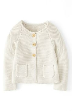 Mini Boden Textured Cardigan (Toddler Girls, Little Girls & Big Girls) available at #Nordstrom