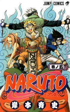 Naruto 5 - The Challengers / Masashi Kishimoto