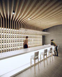 Winery design on Behance