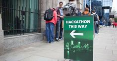 Watch the Disrupt London 2016 Hackathon LIVE right here!