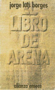 """Livro de Areia"", Jorge Luis Borges"
