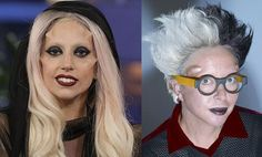 gaga and orlan2 les sources d'influence de Lady Gaga : l'art contemporain
