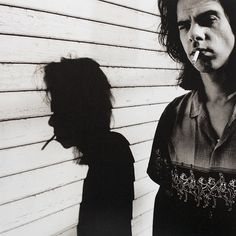 Nick Cave par anton corbijn