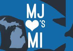 MJ loves MI