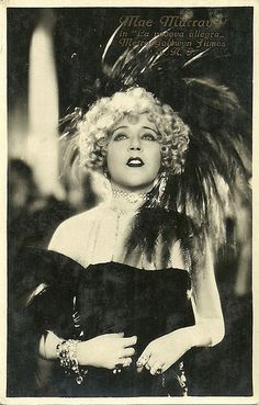 Mae Murray in The Merry Widow (1925)