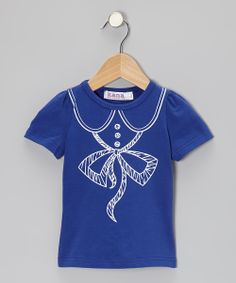 Atlantic Bow Tee - Toddler & Girls   Daily deals for moms, babies and kids