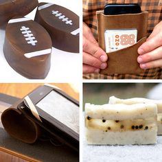DIY Christmas Gifts & Handmade Stocking Stuffers for Men You Can Craft Yourself